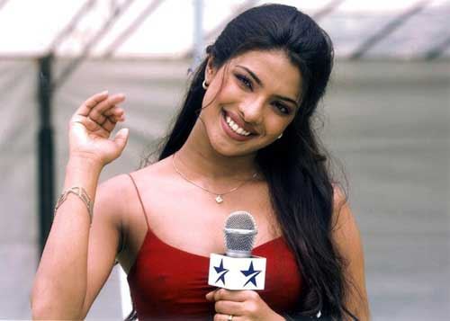 Priyanka Chopra early life and